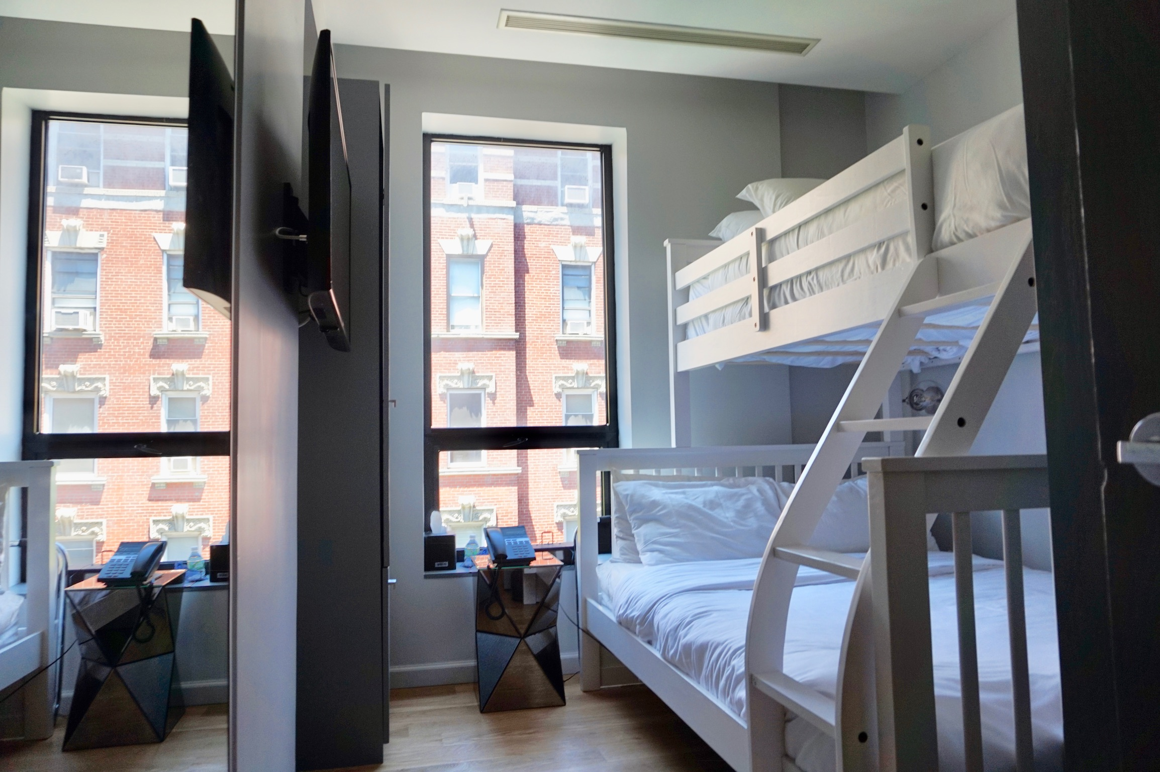 Triple Standard Room at The Ridge Hotel NYC